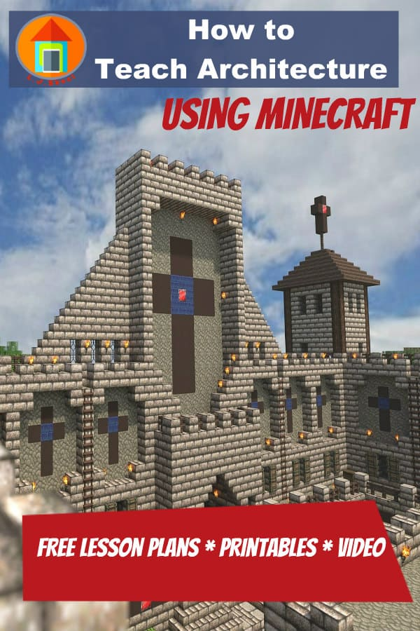 2How to Teach Architecture Using Minecraft